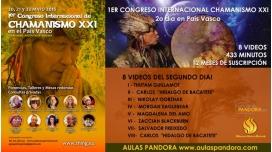 2º día - 1ER CONGRESO INTERNACIONAL CHAMANISMO XXI en País Vasco