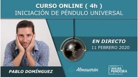 11 Febrero 2020 ( Online en Directo ) - CURSO INICIACIÓN DE PÉNDULO UNIVERSAL con Pablo Domínguez