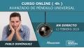 12 Febrero 2020 ( Online en Directo ) - CURSO AVANZADO DE PÉNDULO UNIVERSAL con Pablo Domínguez