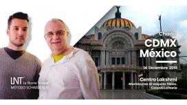 14 Diciembre 2019 Diciembre 2019 ( CDMX - México ) - Charla Gratuita: LA NUEVA TERAPIA LNT®, Método Schwiderski