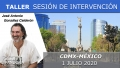 1 Julio 2020 ( CDMX- MÉXICO ) - SESIÓN DE INTERVENCIÓN DIRECTA RECONÓCETE con José Antonio González Calderón
