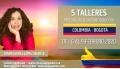 Del 5 al 8 Diciembre 2019 ( Colombia, Bogotá ) - RESERVA - Pack completo 5 Talleres con Diana López Iriarte