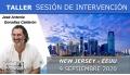 9 Septiembre 2020 ( New Jersey - EEUU ) SESIÓN DE INTERVENCIÓN DIRECTA RECONÓCETE con José Antonio González Calderón