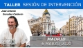 6 Marzo 2020 ( Madrid, España ) - SESIÓN DE INTERVENCIÓN DIRECTA RECONÓCETE con José Antonio González Calderón