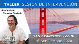 16 Septiembre 2020 ( SAN FRANCISCO - EEUU) - SESIÓN DE INTERVENCIÓN DIRECTA RECONÓCETE con José Antonio González Calderón