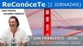 17 y 18  Septiembre 2020 ( San Francisco- EEUU ) RESERVA -TALLER RECONÓCETE con José Antonio González Calderón