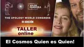 Taller Online - DRS J J y DESIREE HURTAK - El Cosmos Quien es Quien (UFOLOGY 2019)