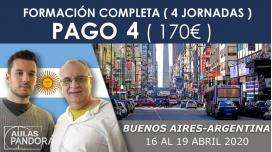 (PAGO 4 - 170€) 16 - 19 Abril 2020 ( Buenos Aires - Argentina ) - FORMACIONES LA NUEVA TERAPIA LNT®, Método Schwiderski