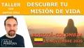 15 Noviembre 2020 ( Bogotá - Colombia) -Taller Descubre tu misión de vida con Santos Ávila