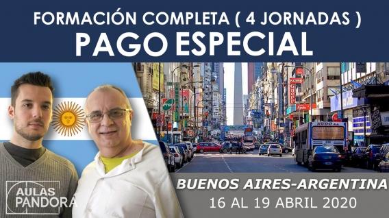 ( PAGO ESPECIAL ) 16 - 19 Abril 2020 ( Buenos Aires - Argentina ) - FORMACIONES LA NUEVA TERAPIA LNT®, Método Schwiderski