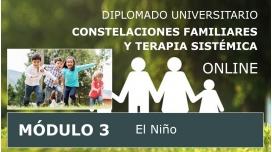 DIPLOMADO UNIVERSITARIO ONLINE DE CONSTELACIONES FAMILIARES - Módulo 3 ( El niño )
