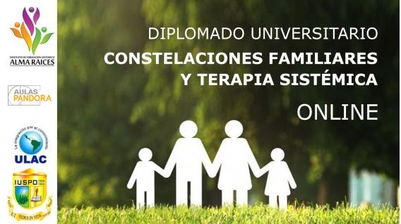 DIPLOMADO UNIVERSITARIO ONLINE DE CONSTELACIONES FAMILIARES - 7 Módulos ( Pack Completo )