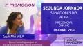 Curso Sanadores del Aura 2ª Promoción, con Gemma Vila - SEGUNDA JORNADA