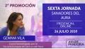 Curso Sanadores del Aura 2ª Promoción, con Gemma Vila - SEXTA JORNADA