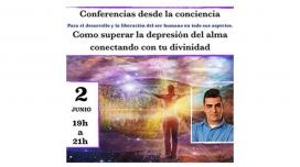Cómo superar la depresión del Alma conectando con tu Divinidad – Sergio Ramos