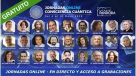 Del 4 al 10 Mayo 2020 ( Gratuito ) - JORNADAS ONLINE CONSCIENCIA CUÁNTICA