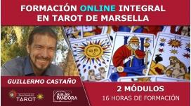 5 Junio 2020 ( Inicio de la formación ) - Formación integral online en TAROT DE MARSELLA, con Guillermo Castaño