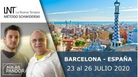 23 al 26 Julio 2020 ( Barcelona ) - FORMACIONES LA NUEVA TERAPIA LNT®, Método Schwiderski