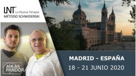 18 al 21 Junio 2020 ( Madrid - España ) - FORMACIONES LA NUEVA TERAPIA LNT®, Método Schwiderski