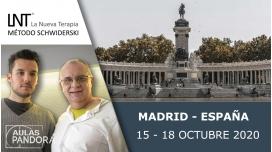 15 al 18 Octubre 2020 ( Madrid - España ) - FORMACIONES LA NUEVA TERAPIA LNT®, Método Schwiderski