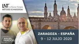 9 al 12 Julio 2020 ( Zaragoza - España ) - FORMACIONES LA NUEVA TERAPIA LNT®, Método Schwiderski