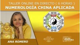 Taller online: NUMEROLOGÍA CHINA APLICADA - Ana Romero