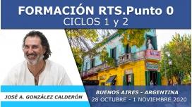 28 Octubre - 1 Noviembre 2020 ( New Jersey - EEUU ) - FORMACIONES RTS Punto 0 con José Antonio González Calderón