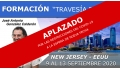 9 al 13 Septiembre 2020 ( New Jersey - EEUU ) - FORMACIONES RTS Punto 0 con José Antonio González Calderón