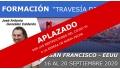 16 al 20 Septiembre 2020 ( San Francisco - EEUU ) - FORMACIONES RTS Punto 0 con José Antonio González Calderón