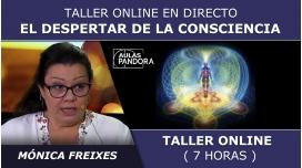 Taller online: EL DESPERTAR DE LA CONSCIENCIA - Mónica Freixes