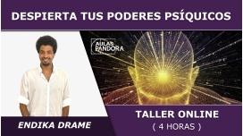 Taller online: DESPIERTA TUS PODERES PSÍQUICOS - Endika Drame