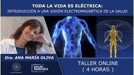Taller online: TODA VIDA ES ELÉCTRICA - Dra. Ana María Oliva