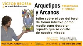 Taller sobre Arquetipos y Arcanos - Víctor Brossa