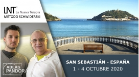 1 al 4 Octubre 2020 ( San Sebastián - España ) - FORMACIONES LA NUEVA TERAPIA LNT®, Método Schwiderski