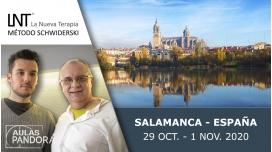 29 Octubre al 1 Noviembre 2020 ( Salamanca - España ) - FORMACIONES LA NUEVA TERAPIA LNT®, Método Schwiderski
