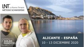 10 al 13 Diciembre 2020 ( Alicante - España ) - FORMACIONES LA NUEVA TERAPIA LNT®, Método Schwiderski