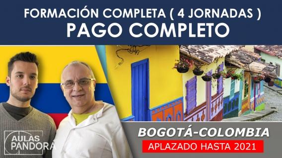 PAGO COMPLETO - Aplazado hasta 2021 ( Bogotá- Colombia ) - Formación completa ( 4 Jornadas ), LA NUEVA TERAPIA LNT®