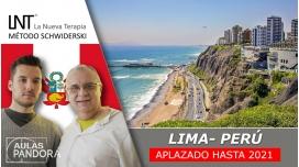 Aplazado hasta 2021 ( Lima - Perú) - FORMACIONES LA NUEVA TERAPIA LNT®, Método Schwiderski