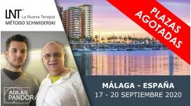 17 al 20 Septiembre 2020 ( Málaga - España ) - FORMACIONES LA NUEVA TERAPIA LNT®, Método Schwiderski