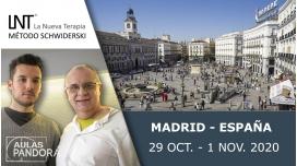 29 Octubre al 1 Noviembre 2020 ( Madrid - España ) - FORMACIONES LA NUEVA TERAPIA LNT®, Método Schwiderski