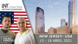 15 - 18 Abril 2021 ( New Jersey, EEUU) - FORMACIONES LA NUEVA TERAPIA LNT®, Método Schwiderski