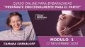 17 Noviembre 2020 ( En Directo ) MÓDULO 1 Curso para embarazadas: PREPÁRATE EMOCIONALMENTE PARA EL PARTO