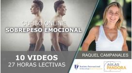 Curso online: SOBREPESO EMOCIONAL, con Raquel Campanales