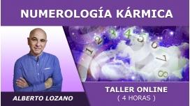 Taller Online: NUMEROLOGÍA KÁRMICA - Alberto Lozano