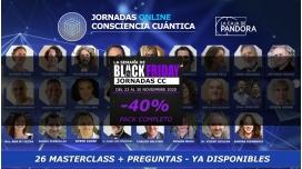 JORNADAS ONLINE CONSCIENCIA CUÁNTICA - 26 Masterclass ( 80 horas de grabación )