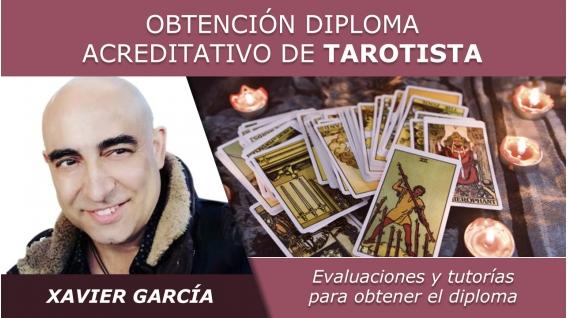 OBTENCIÓN DIPLOMA ACREDITATIVO DE TAROTISTA