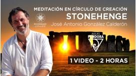 Meditación online en círculo de creación STONEHENGE - José Antonio G. Calderón