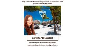 1 Agosto al 10 Septiembre 2021 - Viaje y Retiro Isla Holbox 2021 ( México )