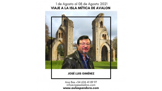 Del 1 al 8 Agosto 2021 - VIAJE A LA ISLA MÍTICA DE AVALON con José Luís Giménez