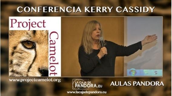 CONFERENCIA DE KERRY CASSIDY - PROYECTO CAMELOT
